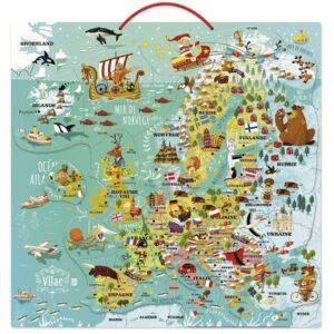 xylino magnitiko puzzle evropi